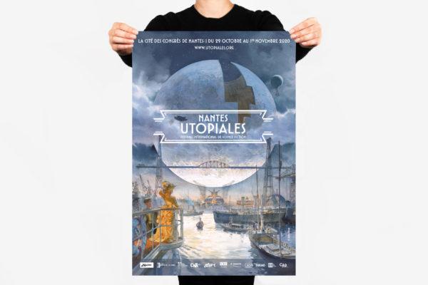 affiche-2020-Utopiales ©Alex Alice